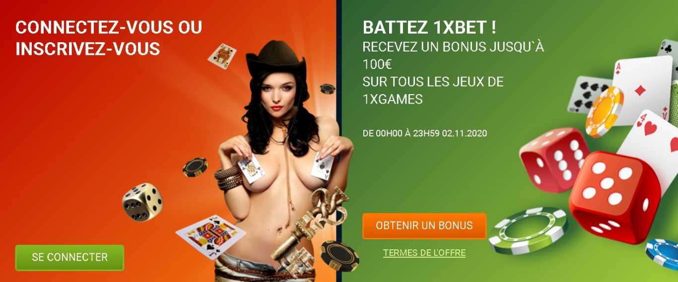 1xBet other bonuses